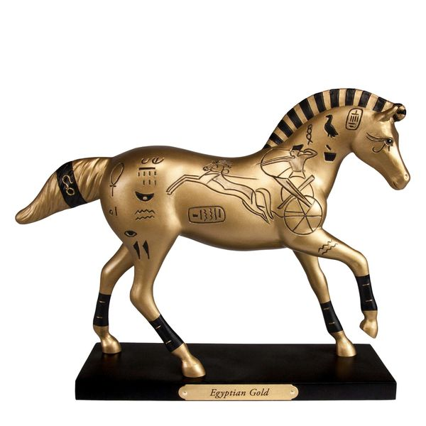 The Trail of the Painted Ponies Egyptian Gold 4053783