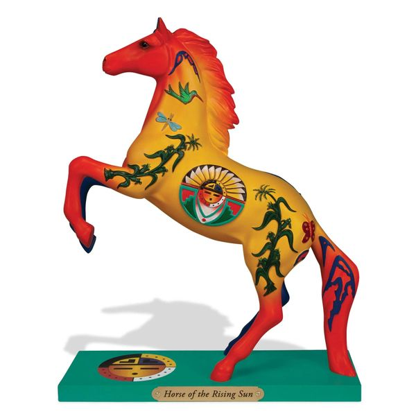 The Trail of the Painted Ponies Horse of the Rising Sun 4049715