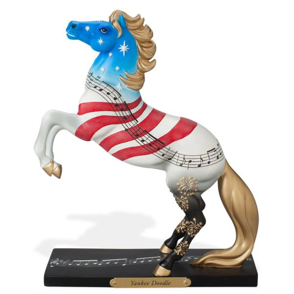 The Trail of The Painted Ponies Yankee Doodle 4040981