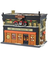 Department 56 Otto's Harley Tavern 56.4042393