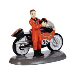 Department 56 Harley-Davidson Race Ready 56.4036573