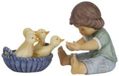 Goebel M.I. Hummel Little Wishes Come Play With Me 465332