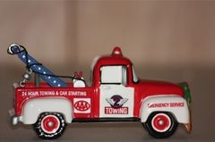 Department 56 Village Service Vehicle AAA Tow Truck 56.54949