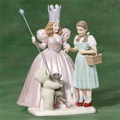 Department 56 ... And Toto Too? Snowbabies Figurine 56.69921