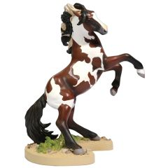 THE TRAIL OF THE PAINTED PONIES DANCE OF THE MUSTANG 6006152