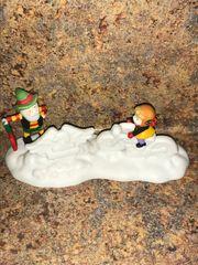 DEPARTMENT 56 SNOWBIKE LIKE A HARLEY BIKE 56.4042402