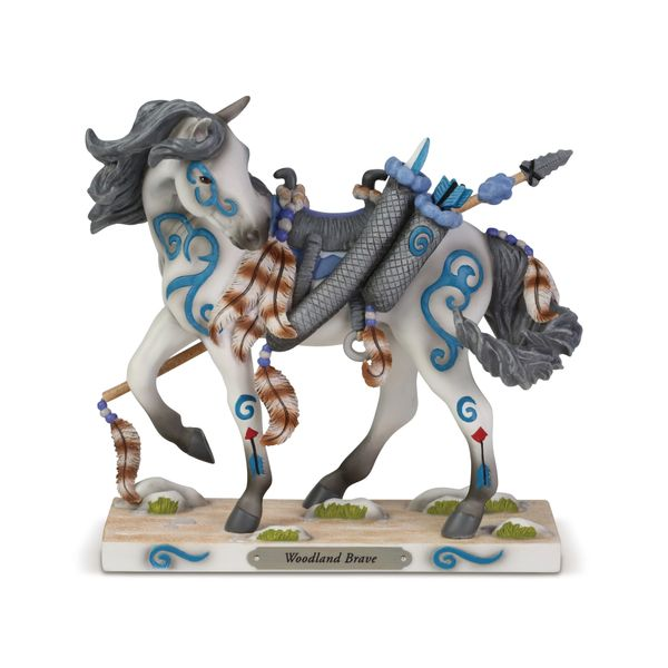 THE TRAIL OF THE PAINTED PONIES WOODLAND BRAVE 6006199