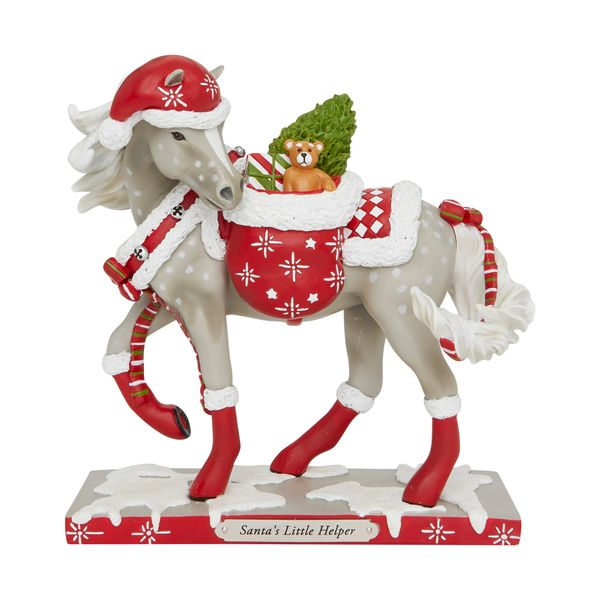 THE TRAIL OF THE PAINTED PONIES SANTA'S LITTLE HELPER 6007465