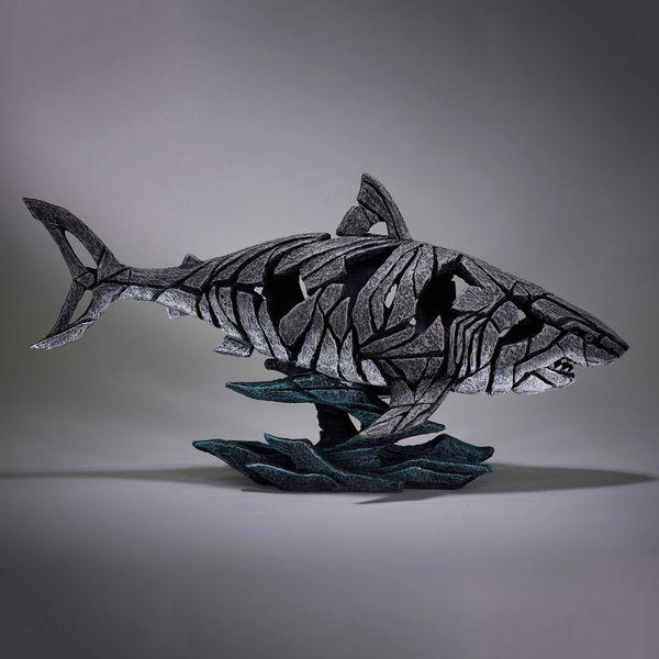 EDGE SCULPTURE SHARK FIGURE 6005343