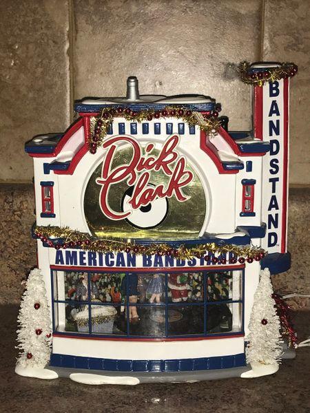 DEPARTMENT 56 DICK CLARK AMERICAN BANDSTAND 56.55353
