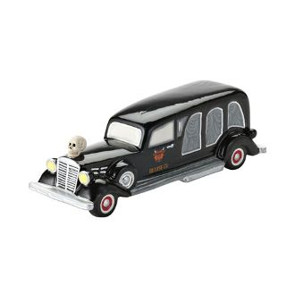 Department 56 Sell Your Soul Hearse 56.4025403