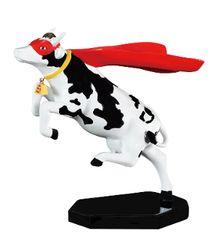 Cow Parade Super Cow Collectible Figurine 47863
