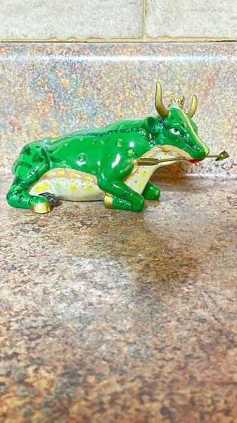 Cow Parade Princess Frog King 47884