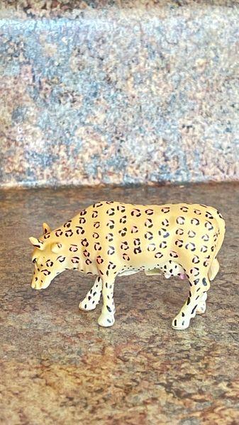 Cow Parade Leopard Cow (Mini) CWS23131