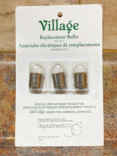 Department 56 Replacement Light Bulbs 56.52707