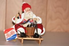 Clothtique Possible Dreams Santa Collectible Figurine 3606