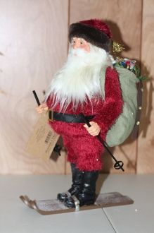 Clothtique Possible Dreams Santa Collectible Figurine 65460