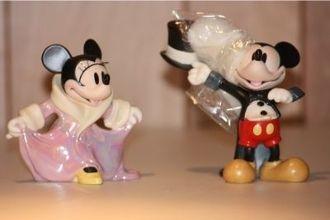 Walt Disney Mickey & Minnie Event Collectible Figurines 1228707