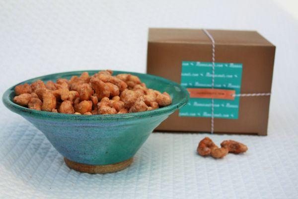 Cinnamon Roll Cashews