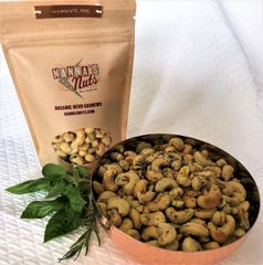 Organic Herb Cashews
