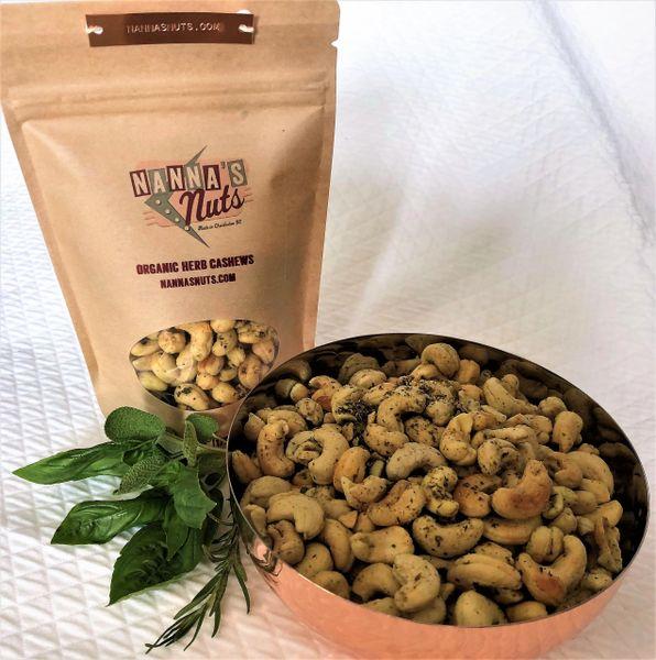 Organic Herb Cashews