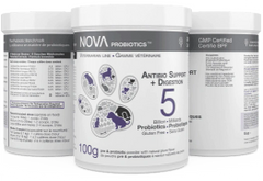 Probiotics The Antibio & Digestion formula