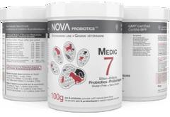 Vet line Nova Probiotics Medic 7