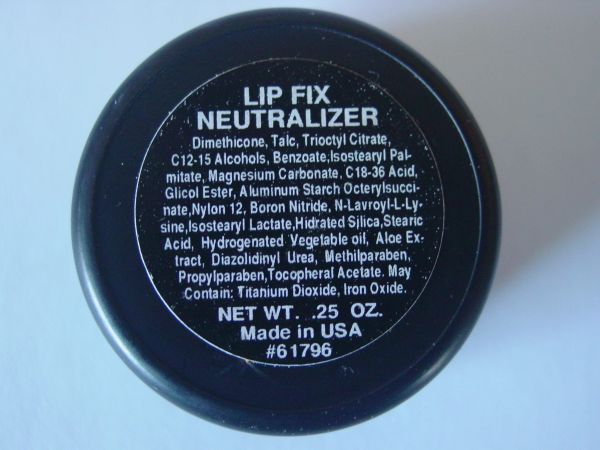 Lip Fix Neutralizer