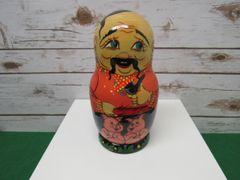Ukraine Family Matryoshka (Nesting Dolls)