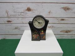 Russian Lacquer Clock
