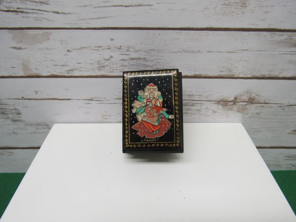 Hand Painted Russian Box