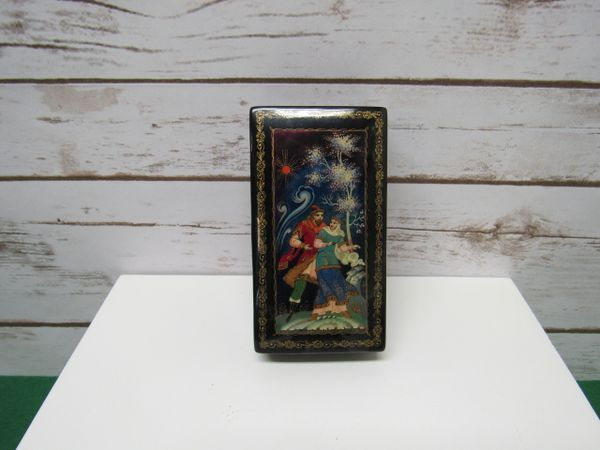 Russian Lacquer Box