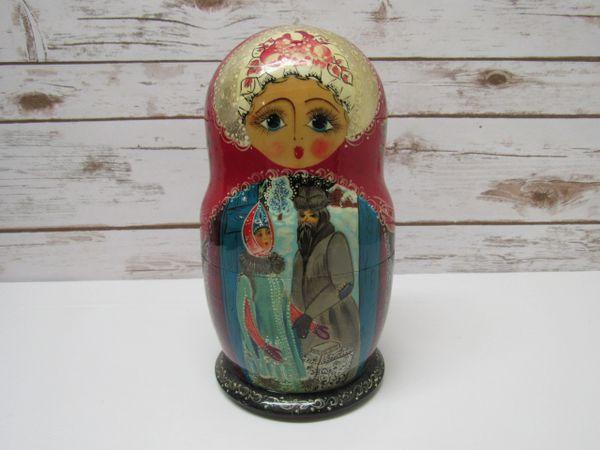 Russian Nesting Doll (Matryoshkas)