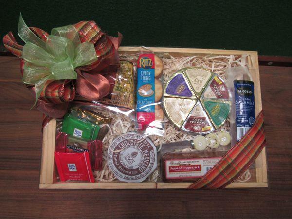 Gift Basket - Snack