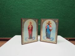 Russian Orthodox Folding Icons
