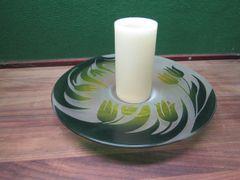 Bohemia Glass Platter