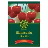MACKWOODS CHERRY FLAVOURED 25 ENVELOPED TEA BAGS