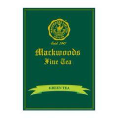 MACKWOODS LOOSE LEAF GREEN TEA