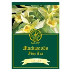 MACKWOODS VANNILA FLAVOURED 25 ENVELOPED TEA BAGS
