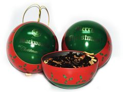 MACKWOODS CHRISTMAS SPICY TEA BALL