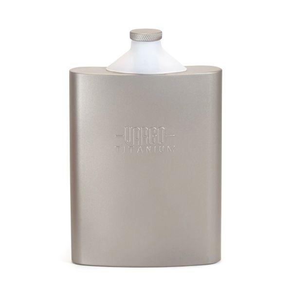 Vargo Titanium Flask