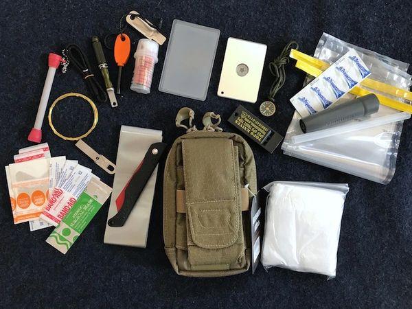 BCNW Survival Kit