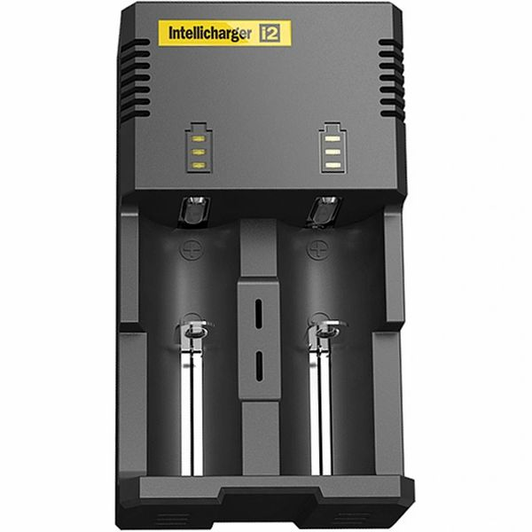 NITECORE i2 Intellicharger 2-bay Battery Charger