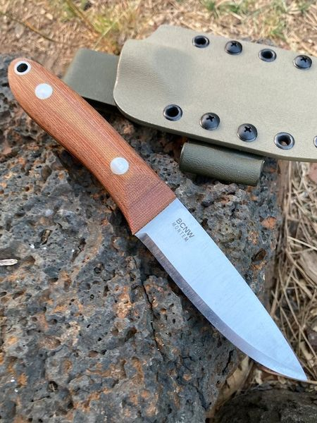 Montem Bushcraft Knife