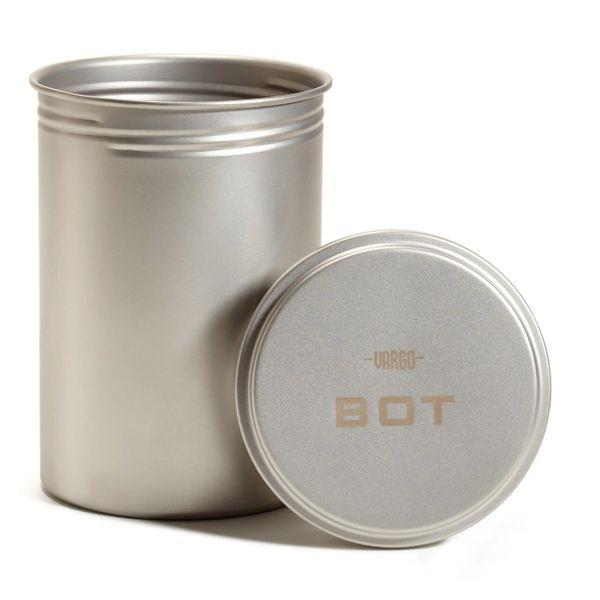 Titanium BOT - Bottle Pot