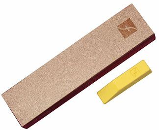 Flexcut Leather Knife Strop with Polishing Compound