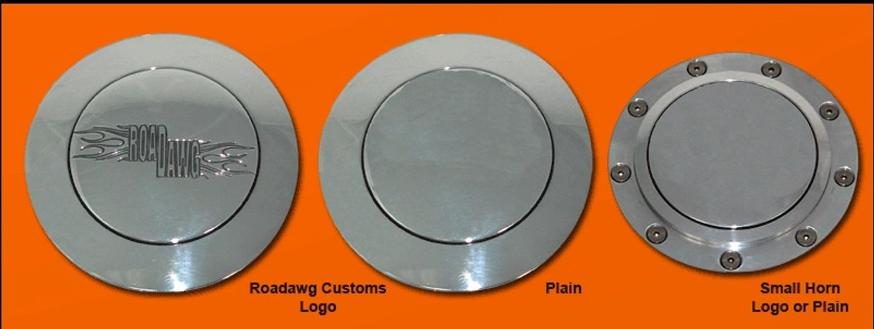 Horn Buttons, Horn Seats, Custom Steering Wheel Components