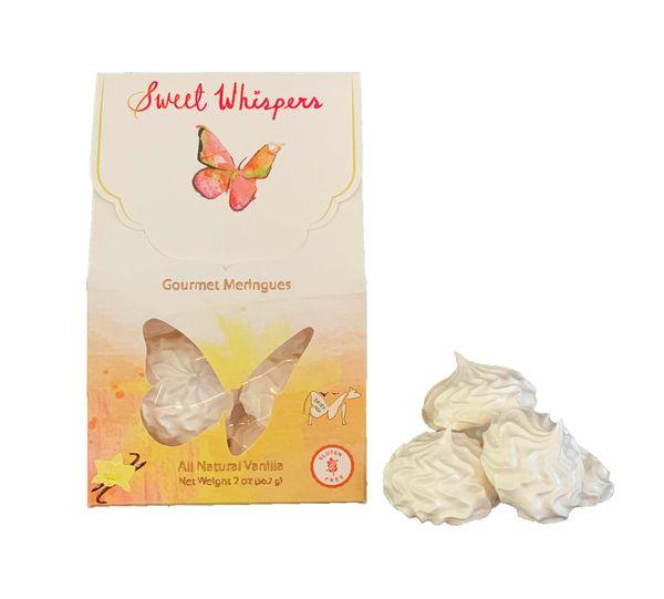 Sweet Whispers Meringues Classic Vanilla