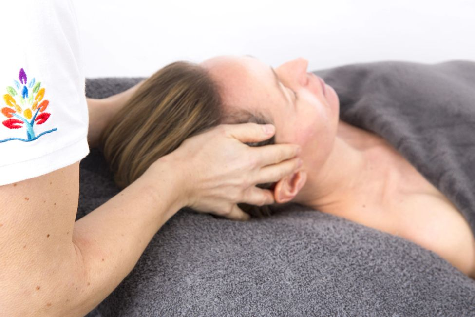 indian head massage clare arnold therapies. South Queesnferry & Edinburgh