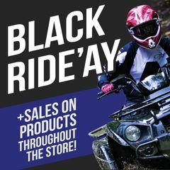 22 Black Ride'ay